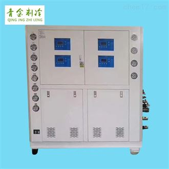 QX-20W水冷箱式双温控冷冻机
