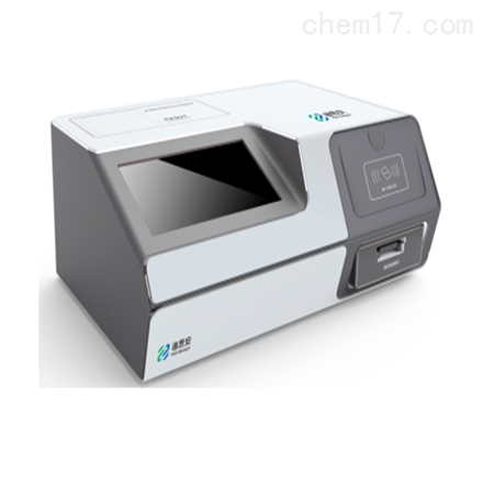 单通道金标免疫分析仪
