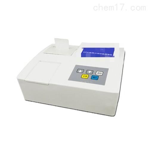 水质分析仪 COD氨氮总磷总氮快速测定仪