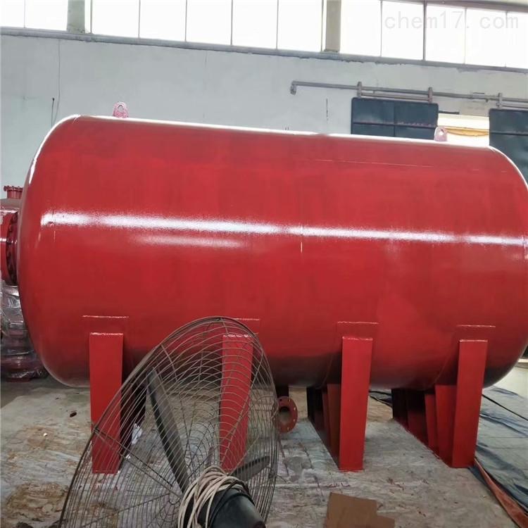 消防气体顶压给水设备系统价格