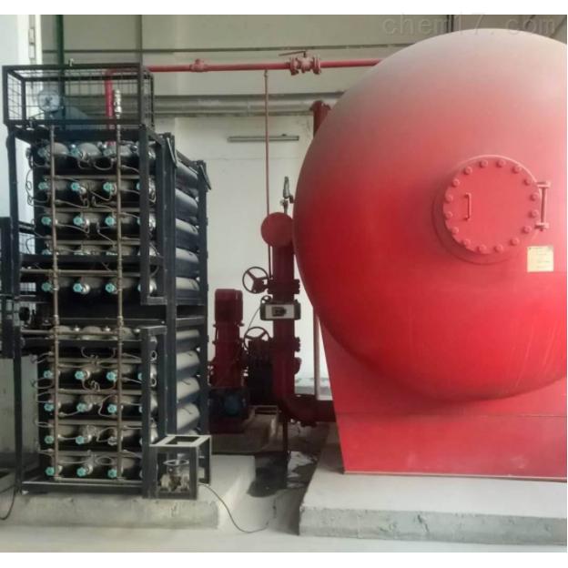 新疆吐鲁番消防气体顶压给水设备