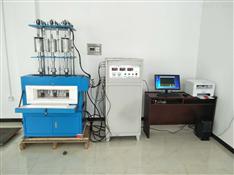 高温荷软(蠕变)试验机