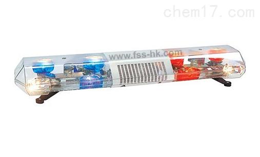 星盾TBD-GA-8001D棱形长排转灯车顶报警灯