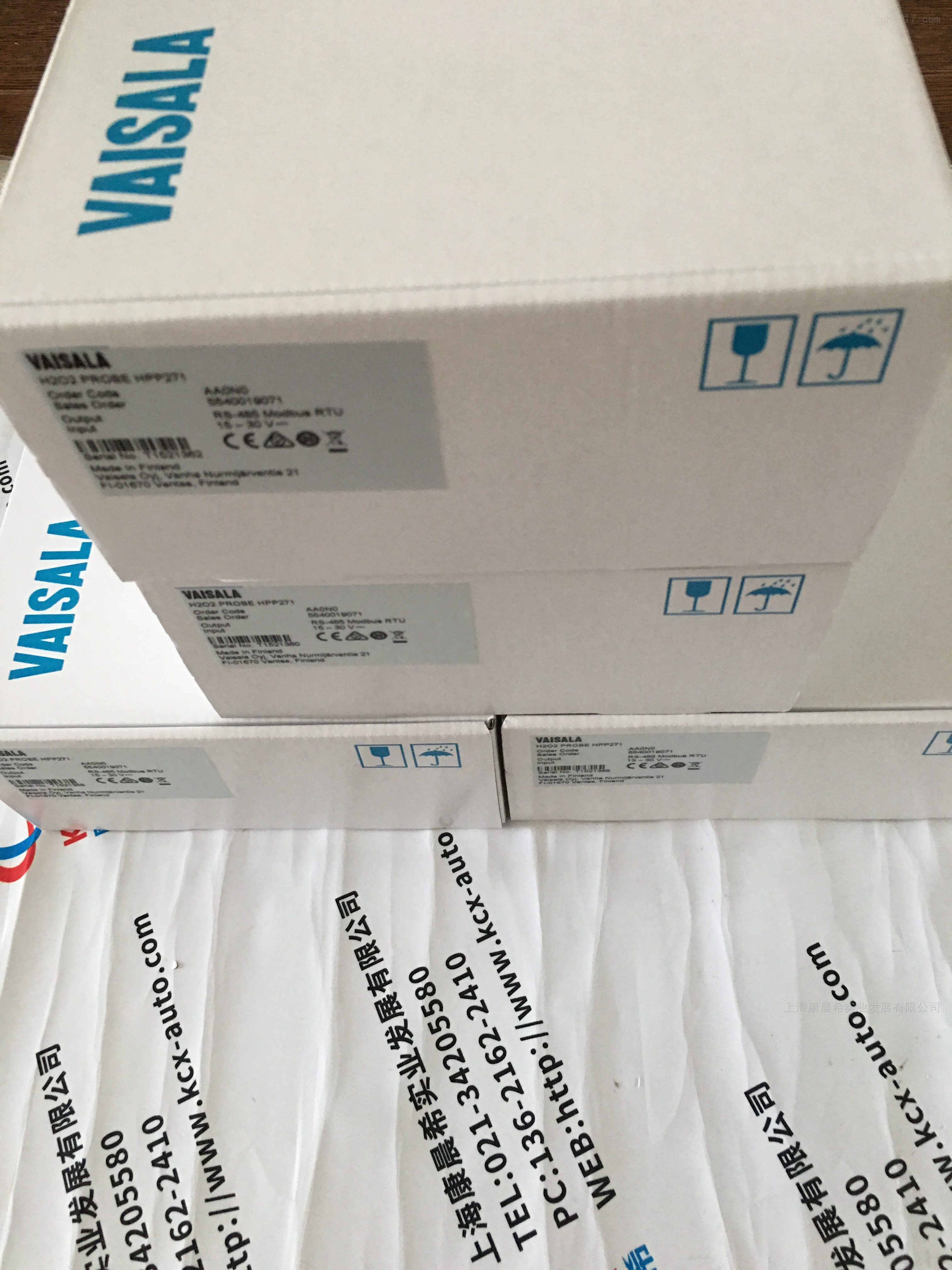 芬兰VAISALA传感器现货供应
