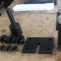 焊钉焊接拉力载荷试验   弯曲试验夹具