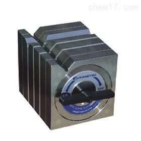 日本强力KANETEC方形永磁吸盘测定保持
