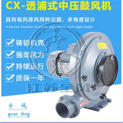 CX-150助燃用中压风机