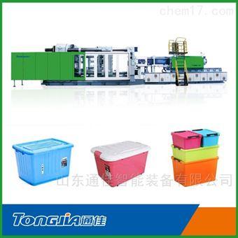 1080塑料收纳箱生产设备