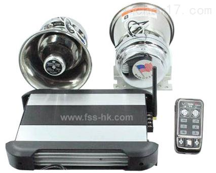 星盾T9电子警报器控制器手柄喇叭