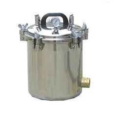 北京手提式不锈钢压力蒸汽灭菌器