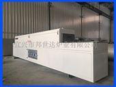 金屬工件淬火網帶爐 工業連續式熱處理爐