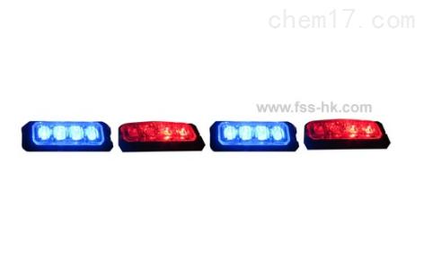 星盾LED-4P-4H中网灯杠灯爆闪警示灯