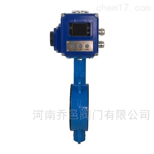 D971F电动调节蝶阀