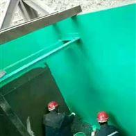 高温玻璃鳞片胶泥 电厂烟道防腐 乙烯基树脂