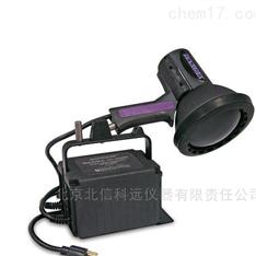 手持式高强度紫外线灯 荧光检测生物聚合油污检测矿石勘探刑事侦探紫外线灯