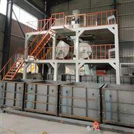 th001勻質顆粒板設備提高效率增加收益