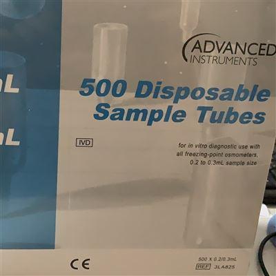 3LA825美国Advanced渗透压仪样品管