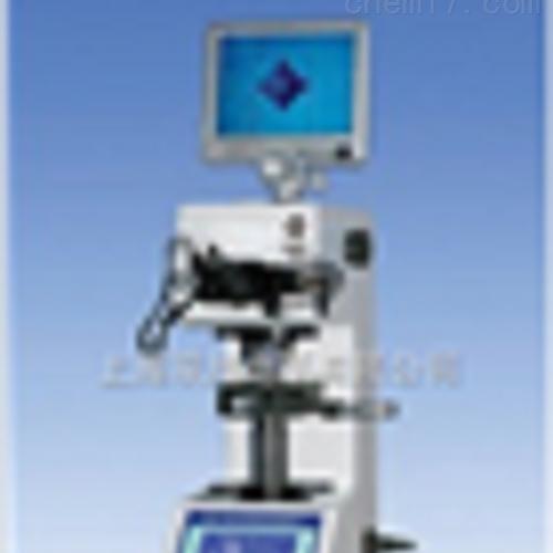 HVS1000视屏测量显微硬度计