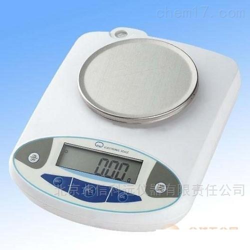 交直流两用电子天平 标准型电子天平 可充电铅锌电池电子天平