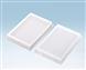 酶标板,透明,可拆卸8孔条白色框架