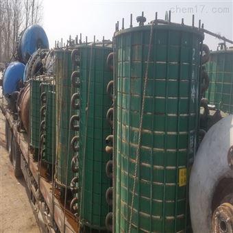梁山二手20平方冷凝器回收