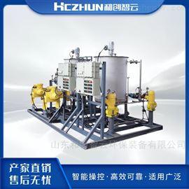 HCJY组合式加药装置/水厂成套消毒设备