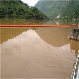 FT200*1000水道拦截塑料浮排拦污阻污聚乙烯浮筒