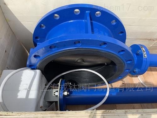 IP68防水型电动蝶阀