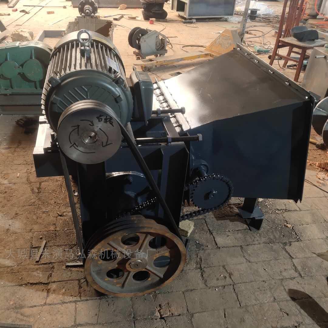 柴油机型废旧泡沫冷压机变废为宝回收