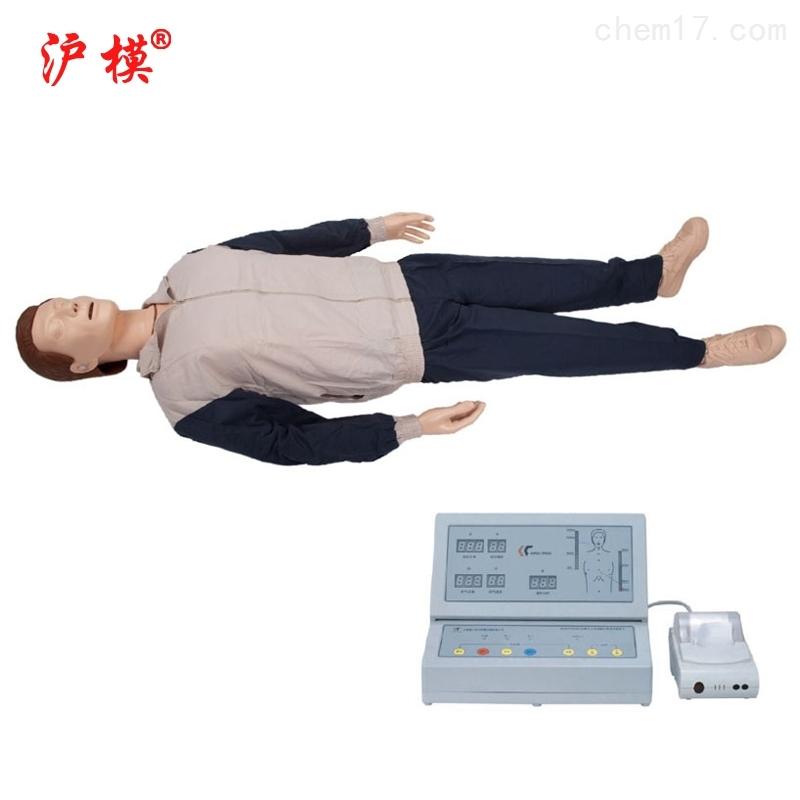 沪模-心肺复苏模拟人急救训练CPR教学模型