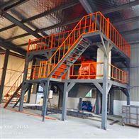 热固防火A级匀质聚苯颗粒保温板生产设备