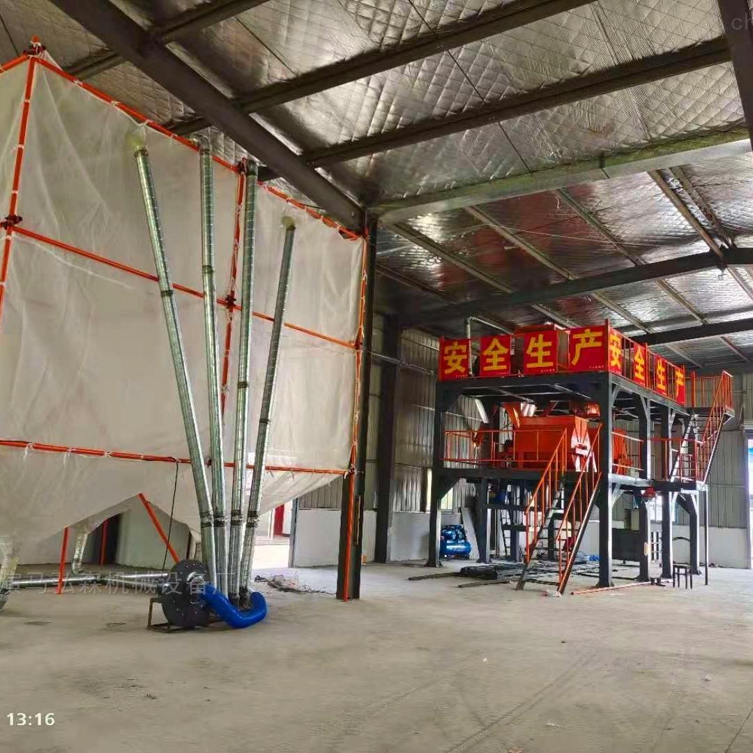 水泥基装配一体化板型防火匀质板设备厂家配