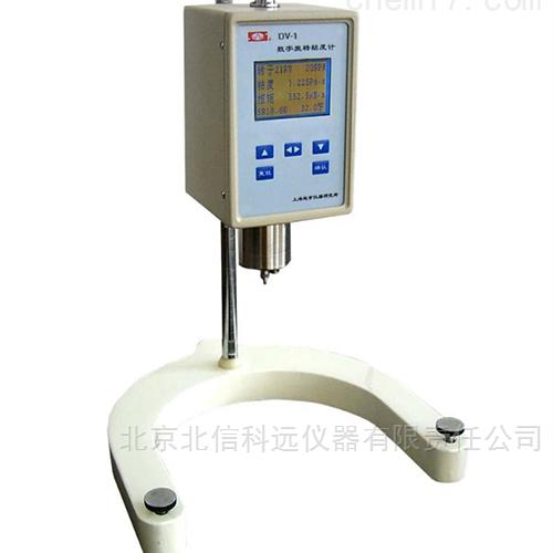 旋转粘度计 LCD显示屏粘度计 高灵敏度测量粘度计