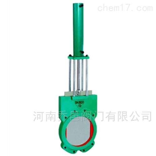 Z6S73X气动带手动浆液阀