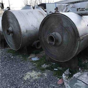 二手螺旋板换热器回收价格