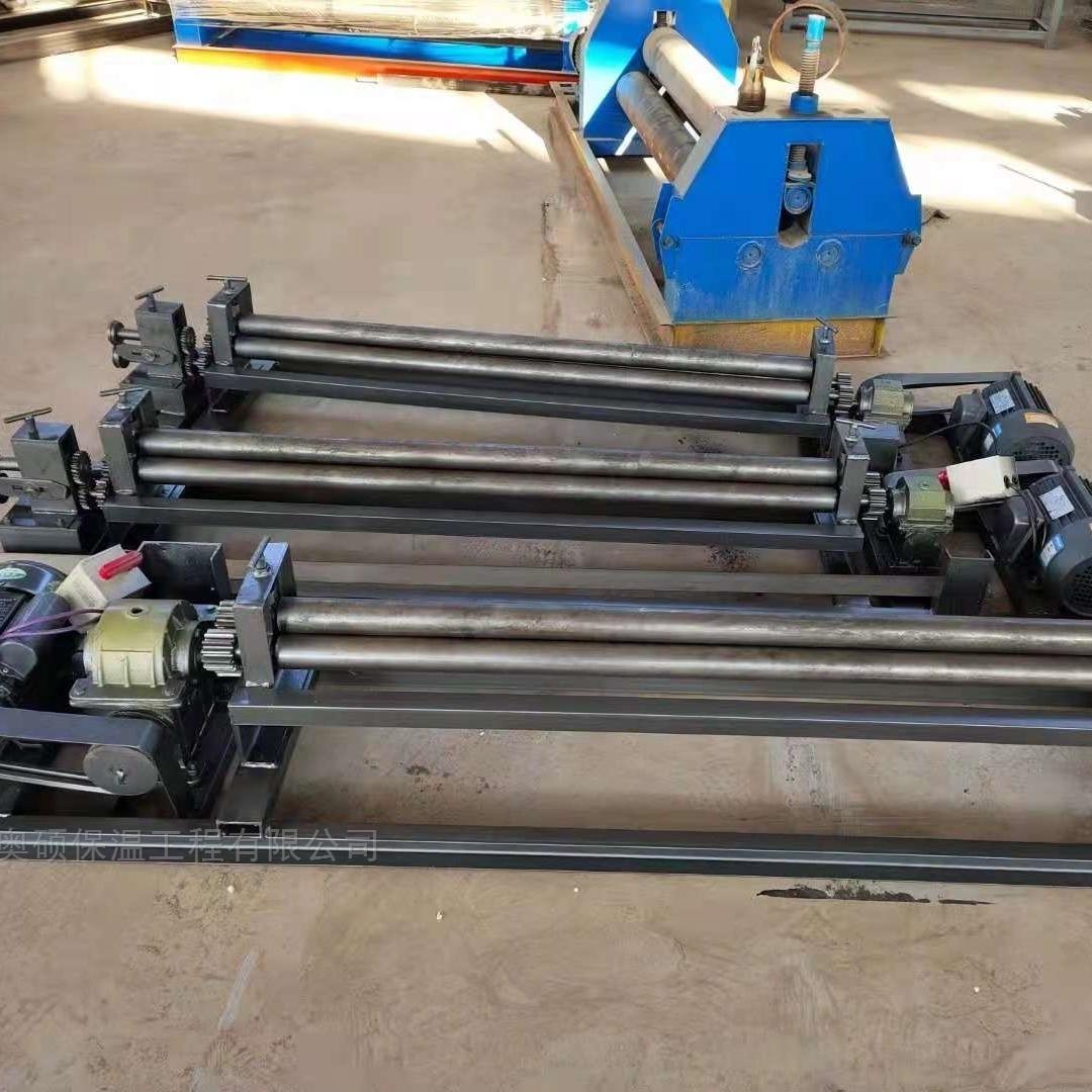 管道铁皮保温专用自动下料机