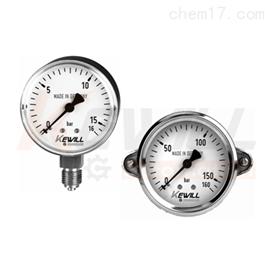 P6蒸汽压力表