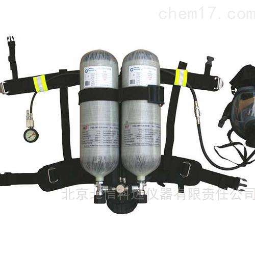 双瓶正压式空气呼吸器  单瓶双瓶快速转换空气呼吸器