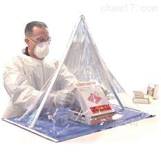 Pyramid 2200便携式气密隔离保护罩