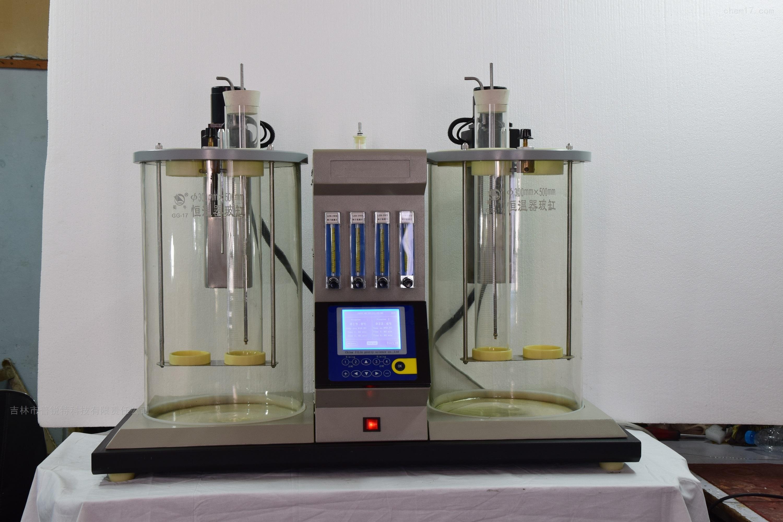 智能润滑油泡沫性能测定仪