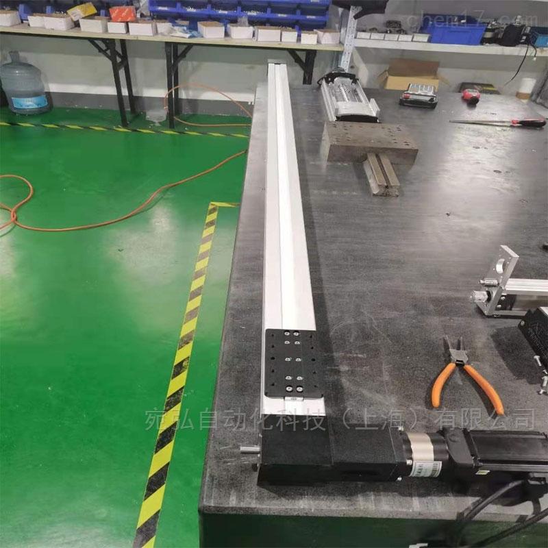 丝杆滑台RSB210-P10-S750-MR