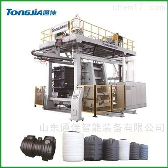 TJ-2000L中空吹塑化粪池生产设备