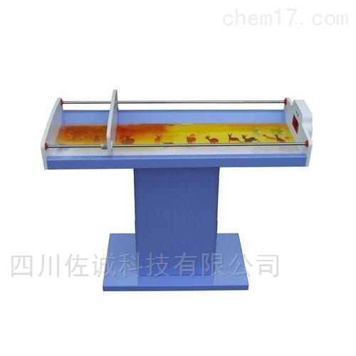 人体身高体重测量仪(超生卧式带底座)