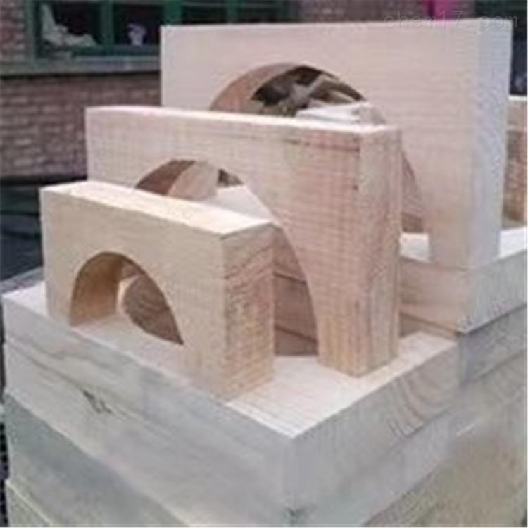 管道木托 橡塑保温空调木托使用方法