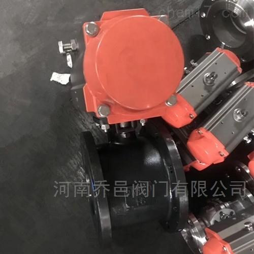 Q671F-16C气动意大利式超薄型球阀
