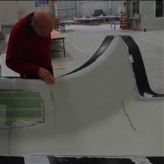 HY-E船舶涂刷工艺真空袋模具硅胶