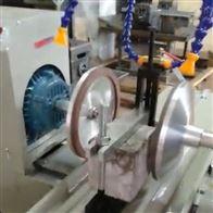 SHM-200混凝土双端面磨石机校准方法