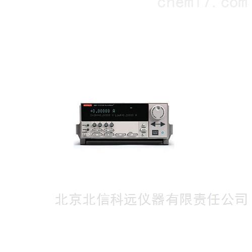 数字源表 输出直流电压测量仪 高电压分辨力数字源表