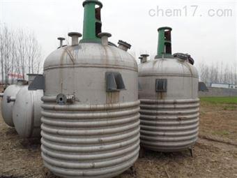 二手316L不锈钢反应釜