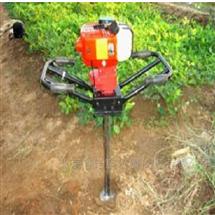汽油动力取土器